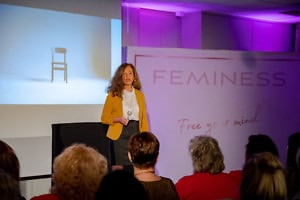 Rede beim Feminess Inspiration Day 29.2.2020
